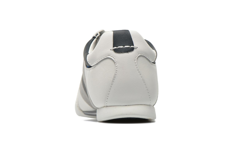 Baskets Levi's Turlock Refresh Blanc vue droite