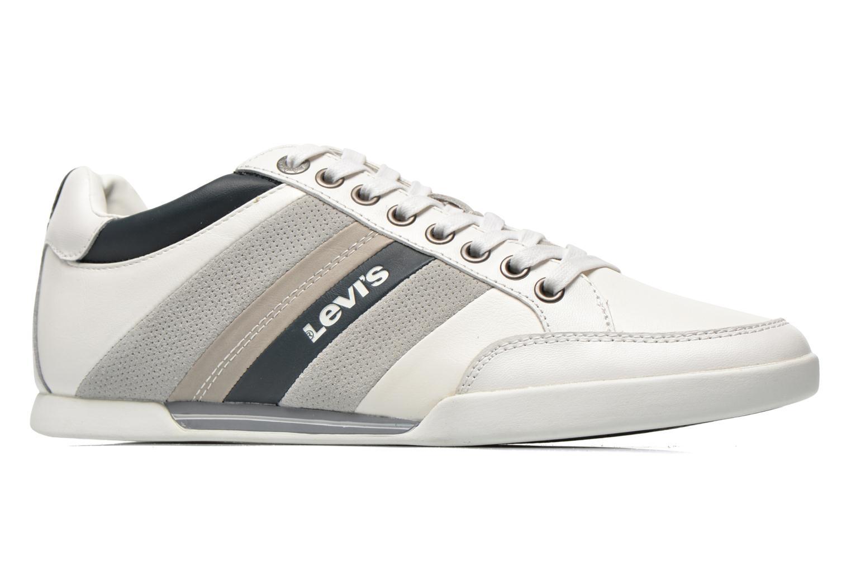 Sneaker Levi's Turlock Refresh weiß ansicht von hinten