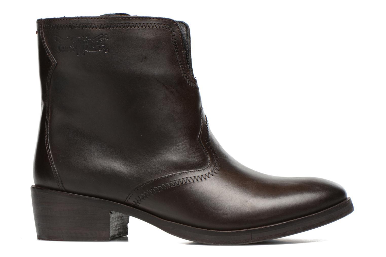 Stiefeletten & Boots Levi's Charlotte Cowboy grau ansicht von hinten