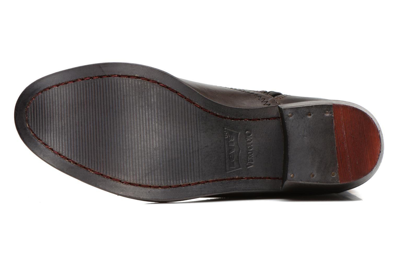 Bottines et boots Levi's Charlotte Cowboy Gris vue haut