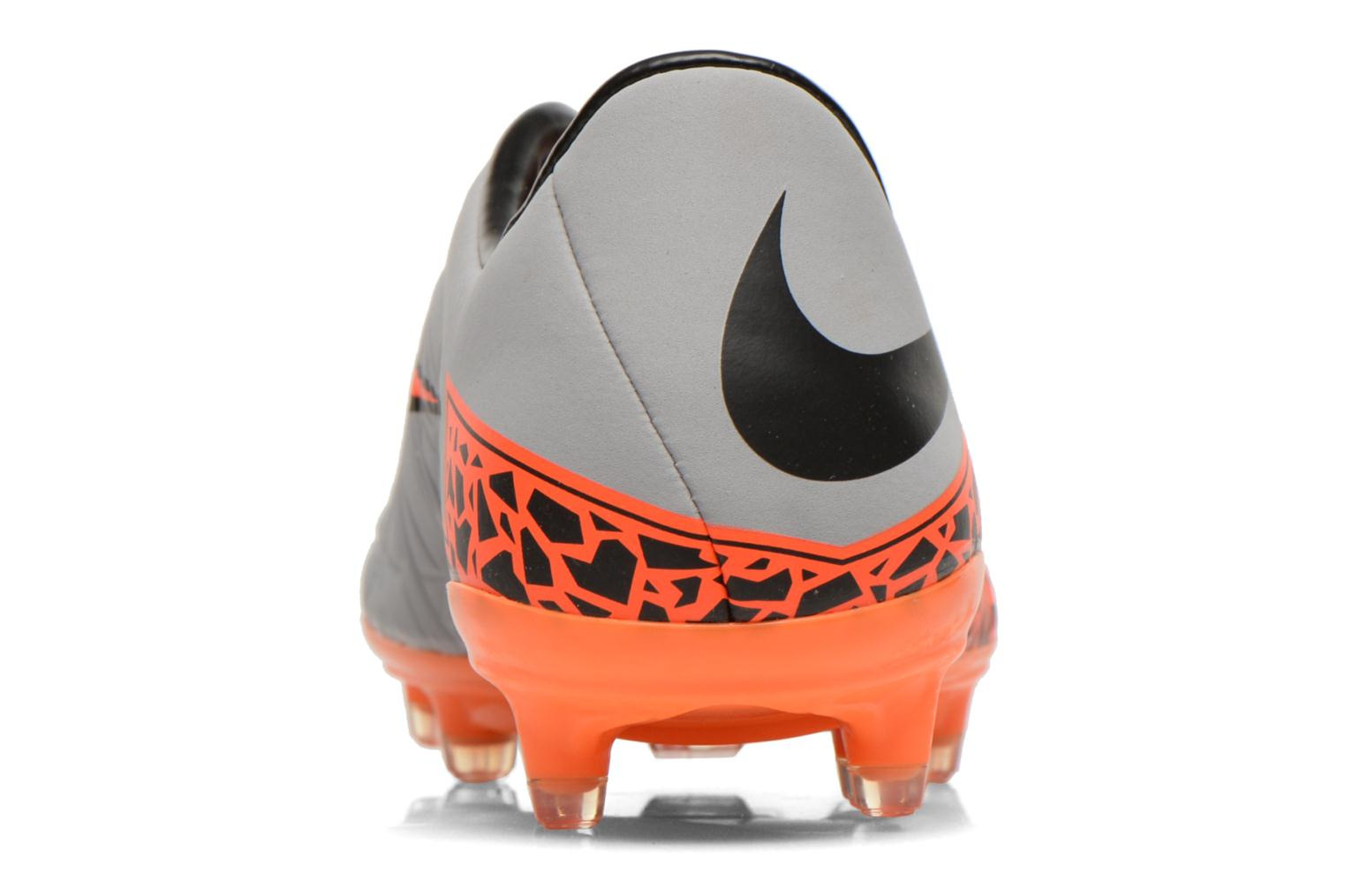 Hypervenom Phatal II Fg Wolf Grey/Total Orange-Blk-Blk