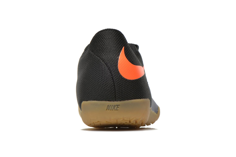 Chaussures de sport Nike Hypervenomx Pro Ic Bleu vue droite