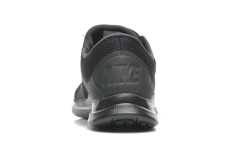 Sneaker Nike Nike Free Socfly schwarz ansicht von rechts