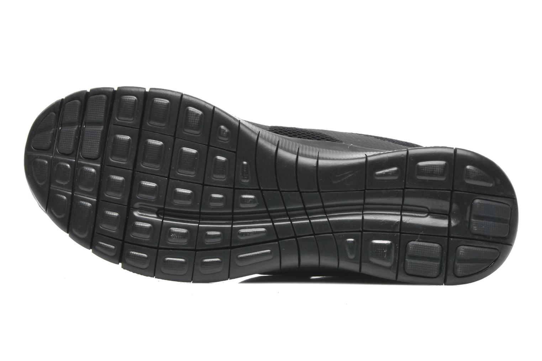 Sneaker Nike Nike Free Socfly schwarz ansicht von oben