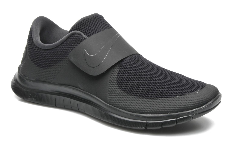 Baskets Nike Nike Free Socfly Noir vue détail/paire