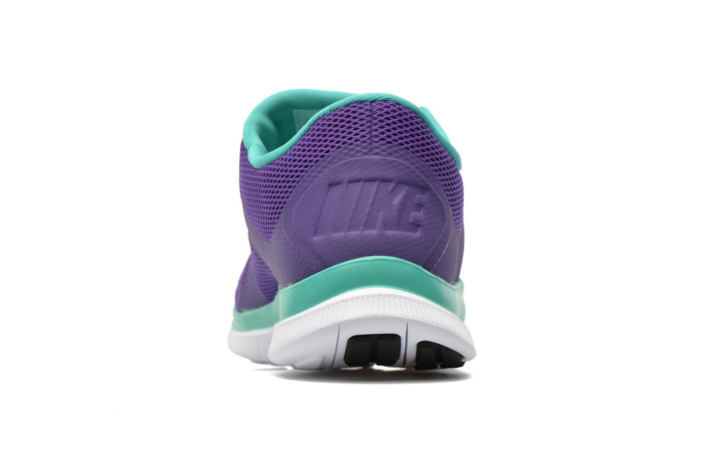 Baskets Nike Nike Free Socfly Violet vue droite
