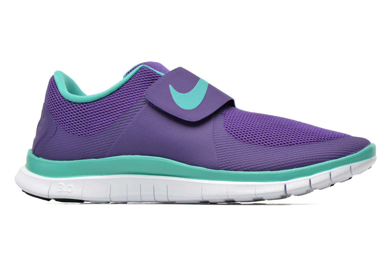 Sneakers Nike Nike Free Socfly Paars achterkant