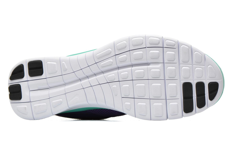 Baskets Nike Nike Free Socfly Violet vue haut