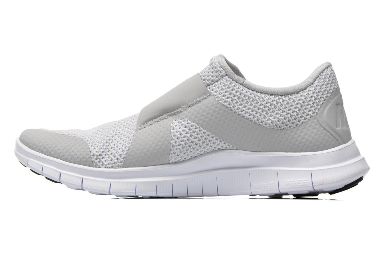 Nike Free Socfly Pure Platinum/Pr Pltnm-White