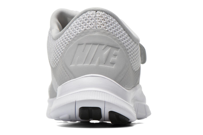 Baskets Nike Nike Free Socfly Blanc vue droite