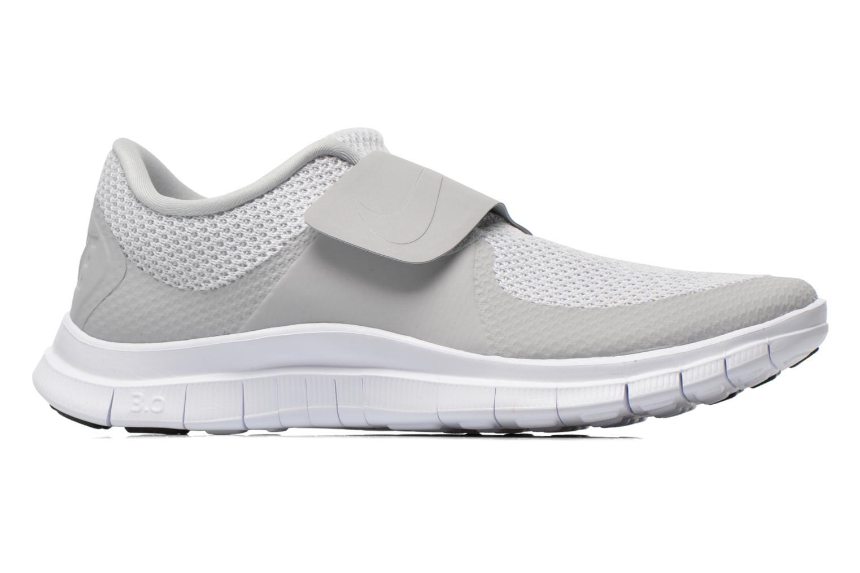Sneakers Nike Nike Free Socfly Wit achterkant