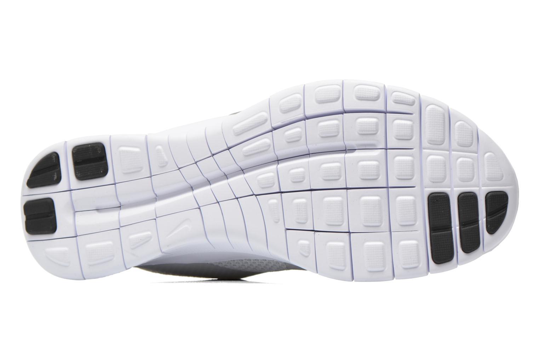 Baskets Nike Nike Free Socfly Blanc vue haut