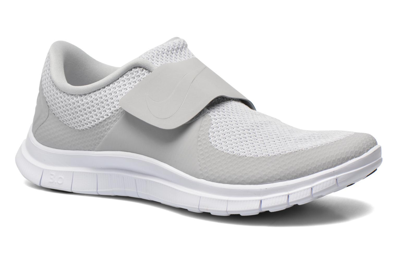 Baskets Nike Nike Free Socfly Blanc vue détail/paire