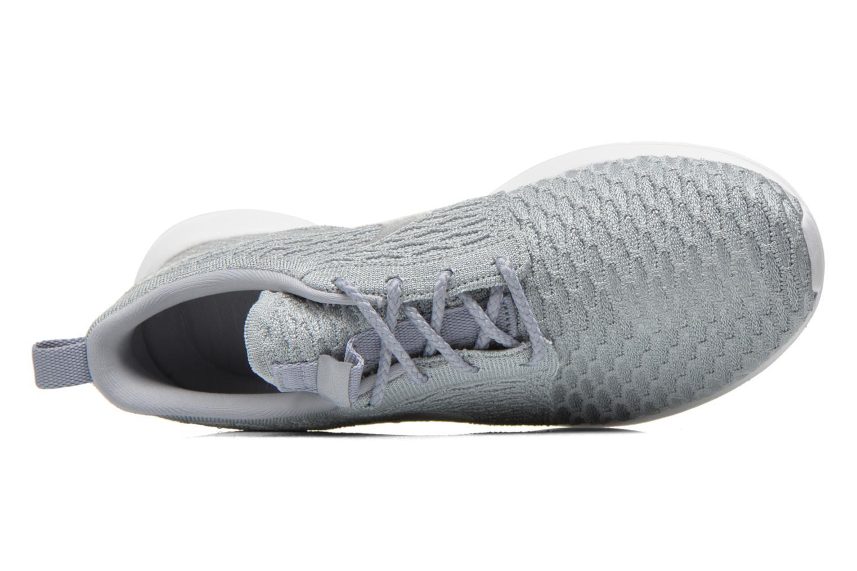Baskets Nike Nike Roshe Nm Flyknit Gris vue gauche