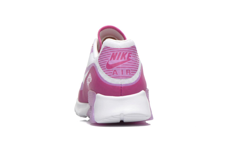 Sneaker Nike W Air Max 90 Ultra Br lila ansicht von rechts