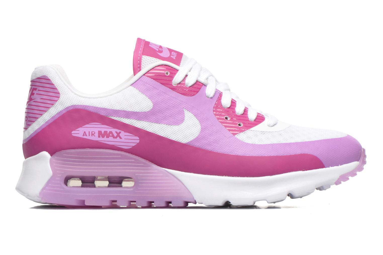 Sneaker Nike W Air Max 90 Ultra Br lila ansicht von hinten