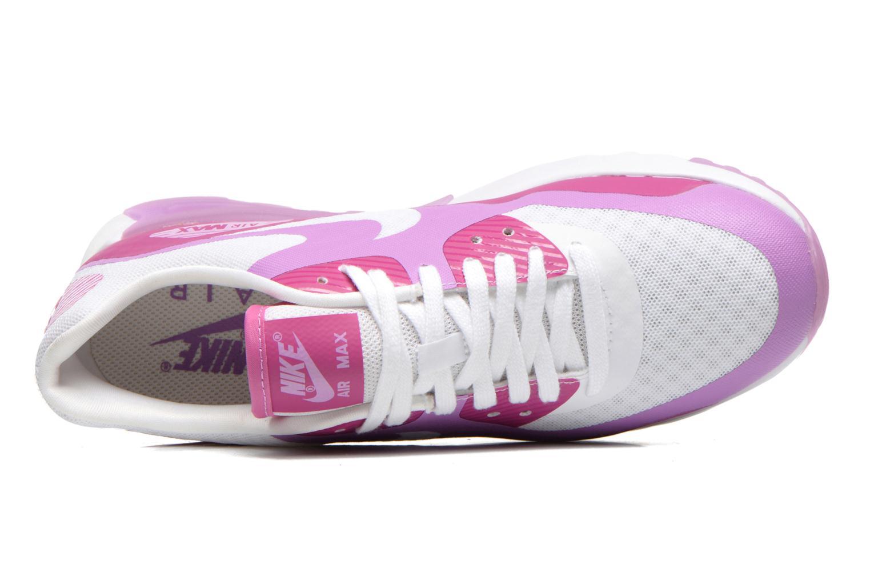 Baskets Nike W Air Max 90 Ultra Br Violet vue gauche