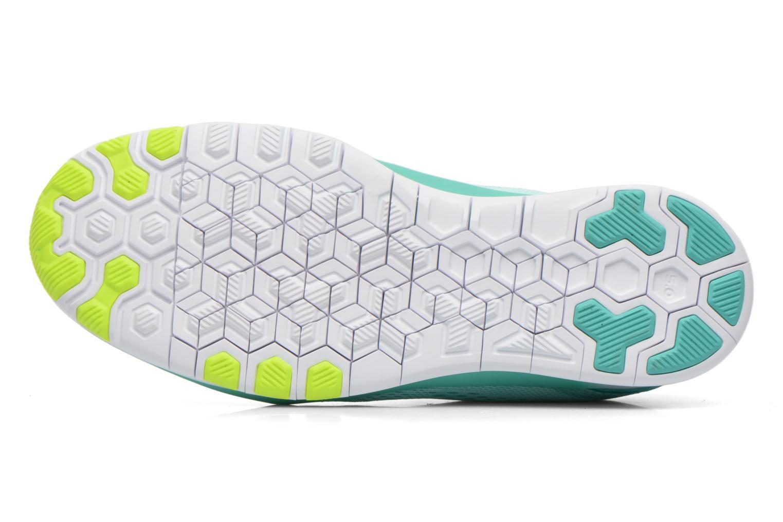 Chaussures de sport Nike W Nike Free 5.0 Tr Fit 5 Brthe Vert vue haut