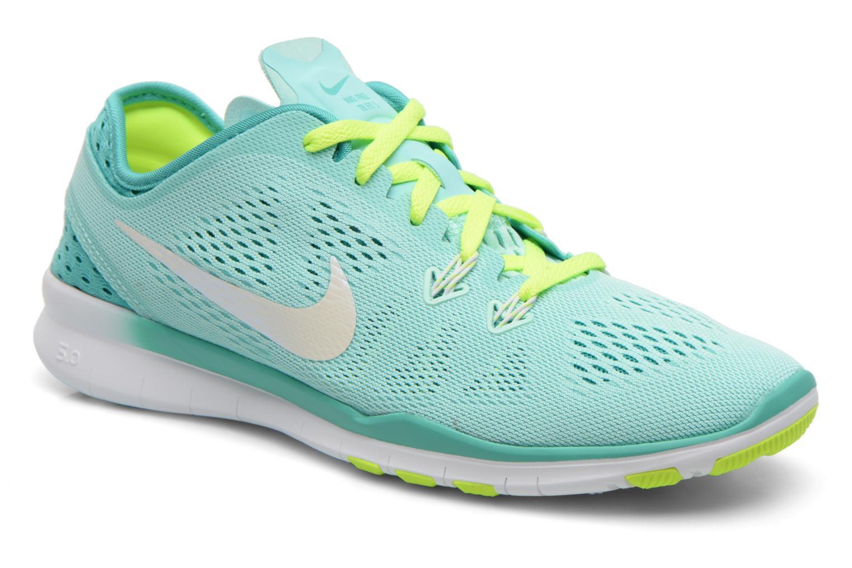 W Nike Free 5.0 Tr Fit 5 Brthe Artisan Teal/White-Lt Rtr-Vlt