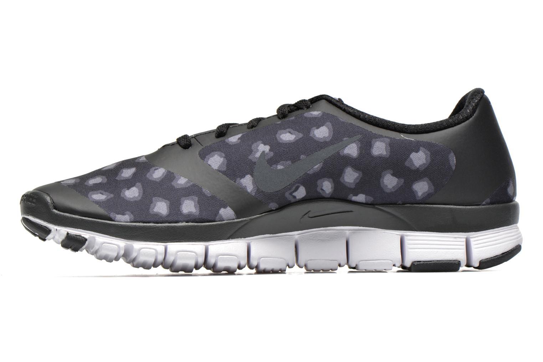 Chaussures de sport Nike W Nk Free 5.0 V4 Ns Pt Noir vue face