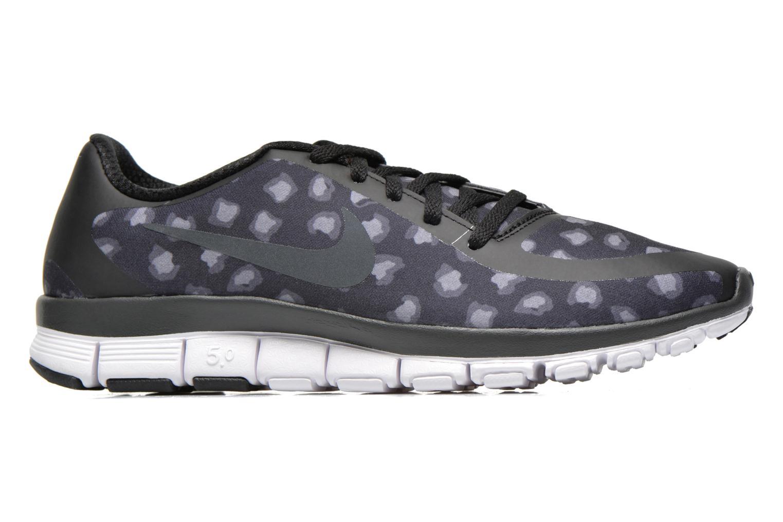 Chaussures de sport Nike W Nk Free 5.0 V4 Ns Pt Noir vue derrière