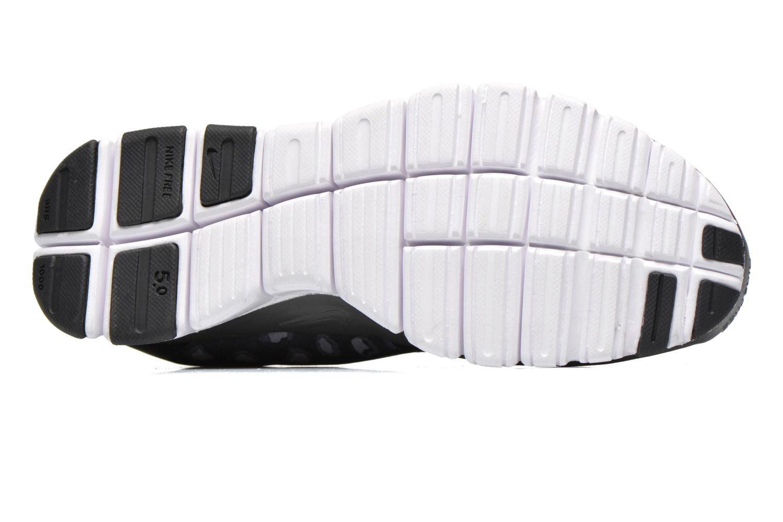 Chaussures de sport Nike W Nk Free 5.0 V4 Ns Pt Noir vue haut
