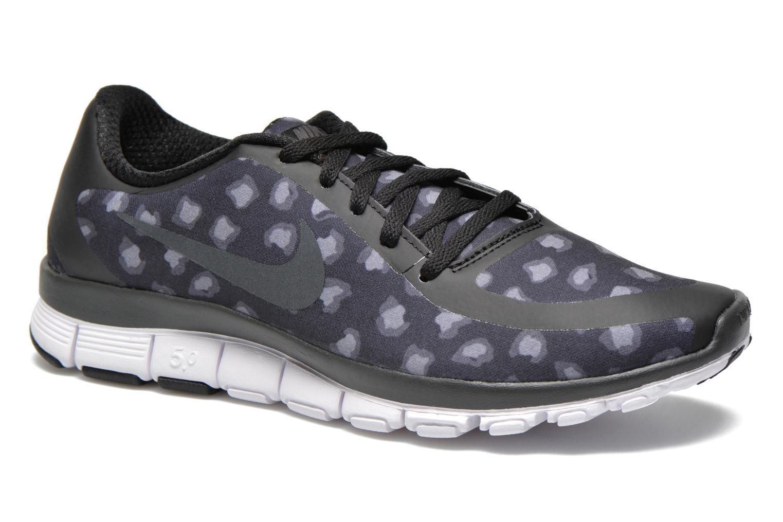 Chaussures de sport Nike W Nk Free 5.0 V4 Ns Pt Noir vue détail/paire