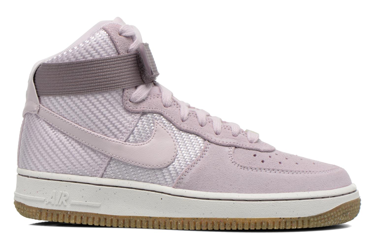 Sneakers Nike Wmns Air Force 1 Hi Prm Lilla se bagfra
