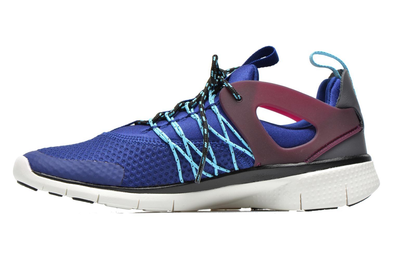 Sneaker Nike Wmns Nike Free Viritous blau ansicht von vorne