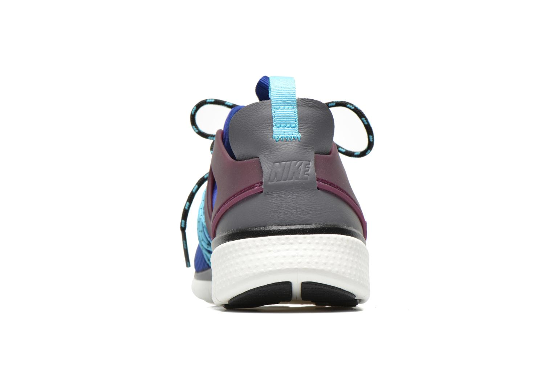 Baskets Nike Wmns Nike Free Viritous Bleu vue droite