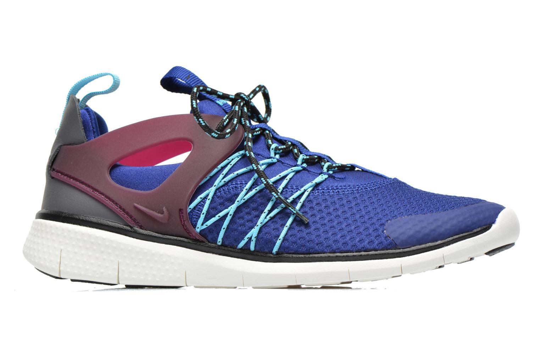 Sneaker Nike Wmns Nike Free Viritous blau ansicht von hinten