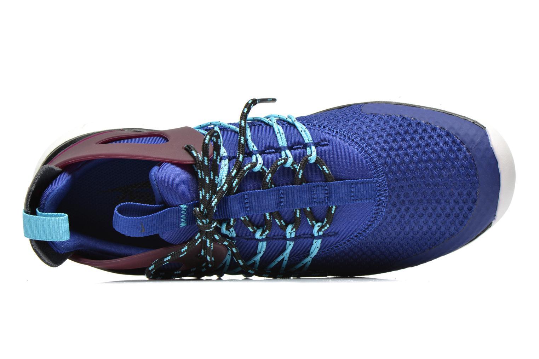 Baskets Nike Wmns Nike Free Viritous Bleu vue gauche