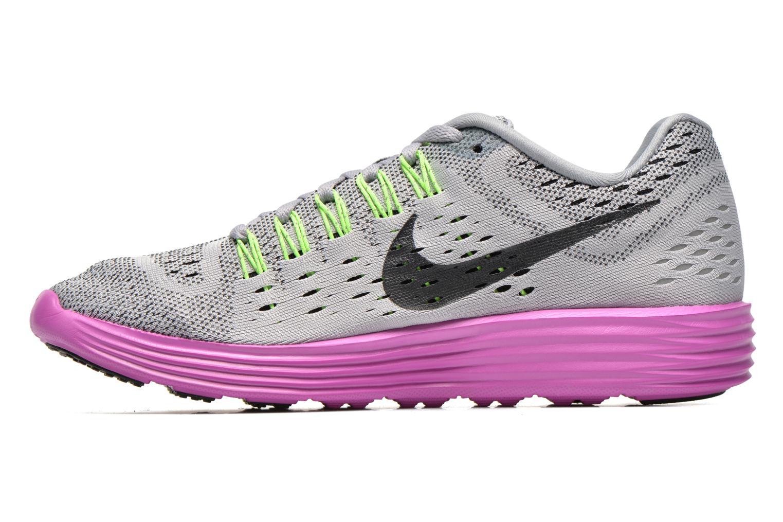 Chaussures de sport Nike Wmns Nike Lunartempo Gris vue face