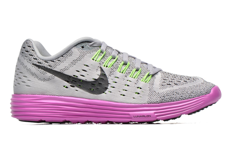 Chaussures de sport Nike Wmns Nike Lunartempo Gris vue derrière