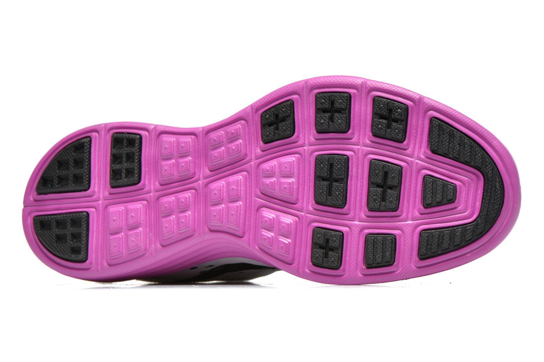 Chaussures de sport Nike Wmns Nike Lunartempo Gris vue haut