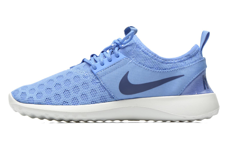 Sneakers Nike Wmns Nike Juvenate Blauw voorkant