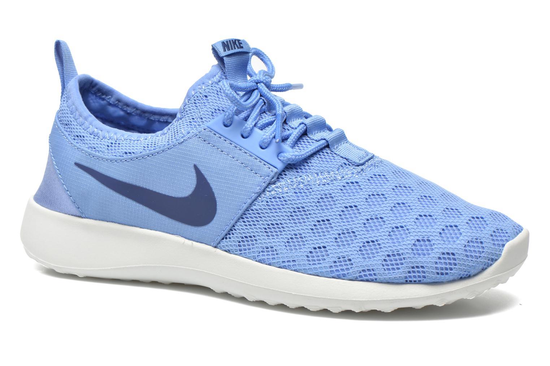 Baskets Nike Wmns Nike Juvenate Bleu vue détail/paire