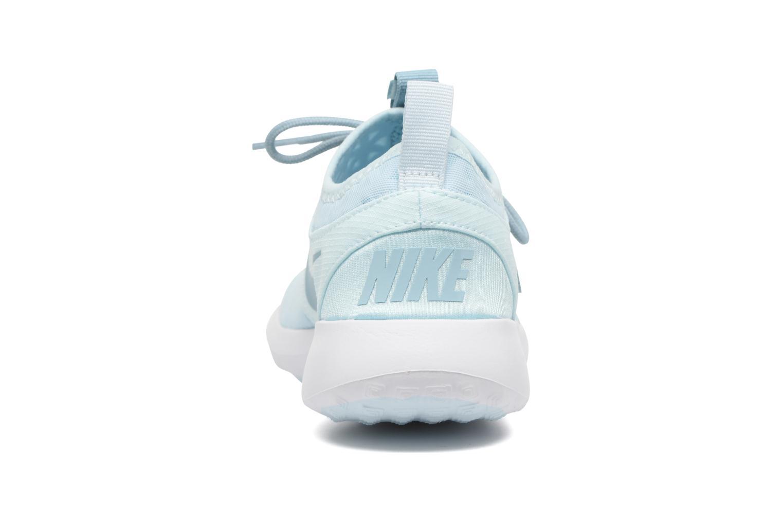 Baskets Nike Wmns Nike Juvenate Bleu vue droite