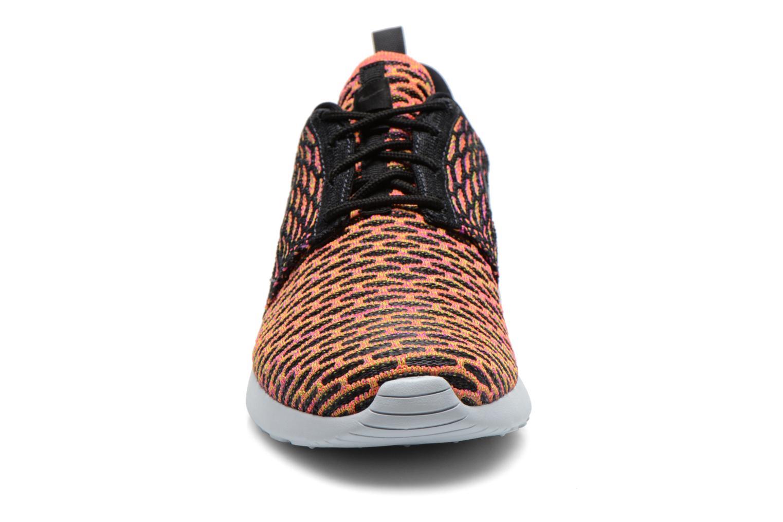 Sneaker Nike Wmns Roshe One Flyknit mehrfarbig schuhe getragen