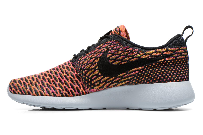 Sneaker Nike Wmns Roshe One Flyknit mehrfarbig ansicht von vorne
