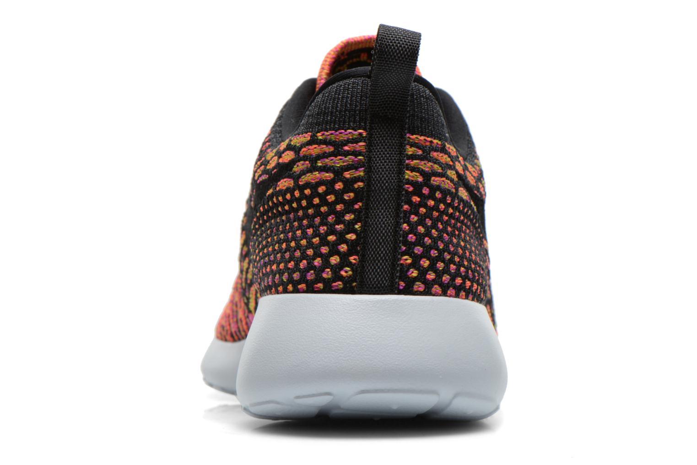 Sneaker Nike Wmns Roshe One Flyknit mehrfarbig ansicht von rechts
