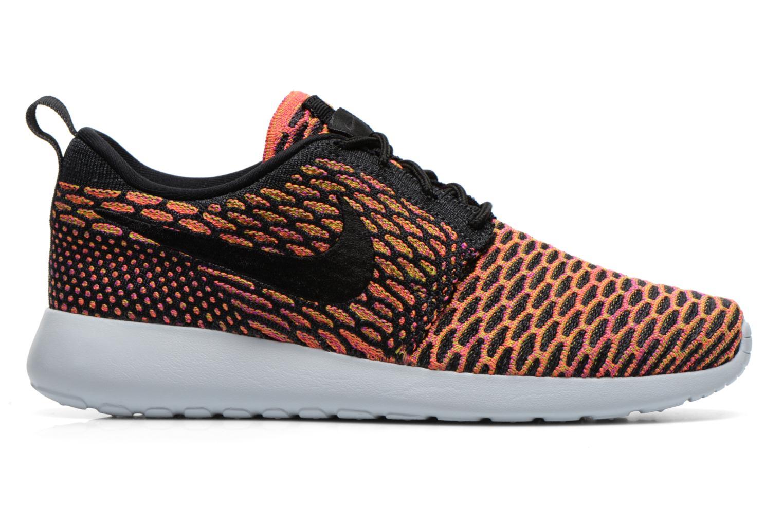 Sneaker Nike Wmns Roshe One Flyknit mehrfarbig ansicht von hinten