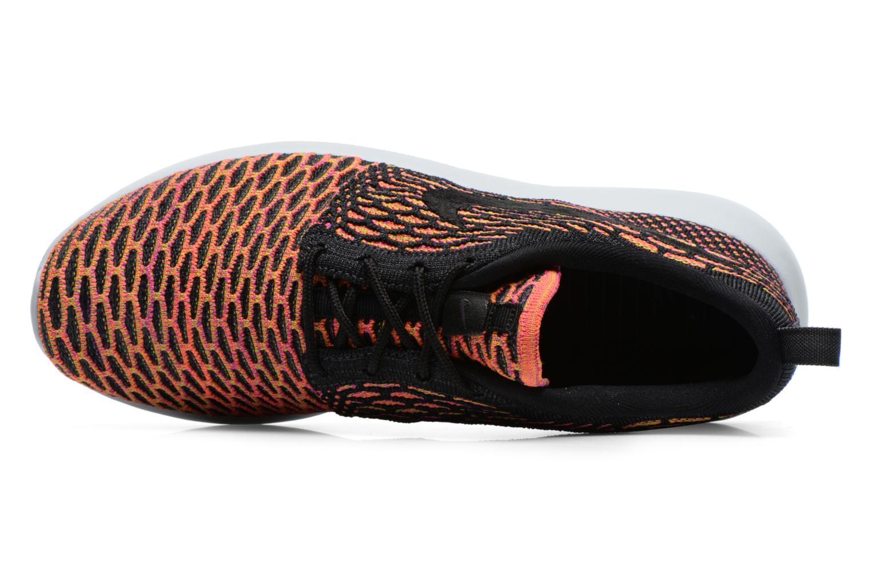 Sneaker Nike Wmns Roshe One Flyknit mehrfarbig ansicht von links