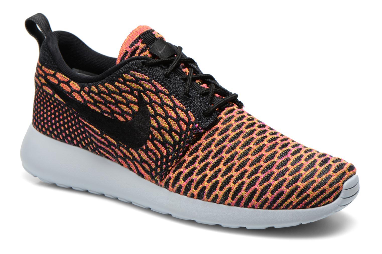 Sneaker Nike Wmns Roshe One Flyknit mehrfarbig detaillierte ansicht/modell