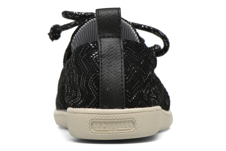 Sneakers Armistice Stone Glove W Zwart rechts
