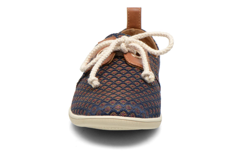 Baskets Armistice Stone One Versailles W Bleu vue portées chaussures