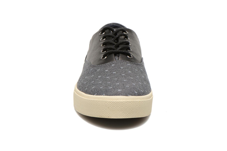 Baskets Armistice Hope Trainer Ash/Leather Grain Noir vue portées chaussures