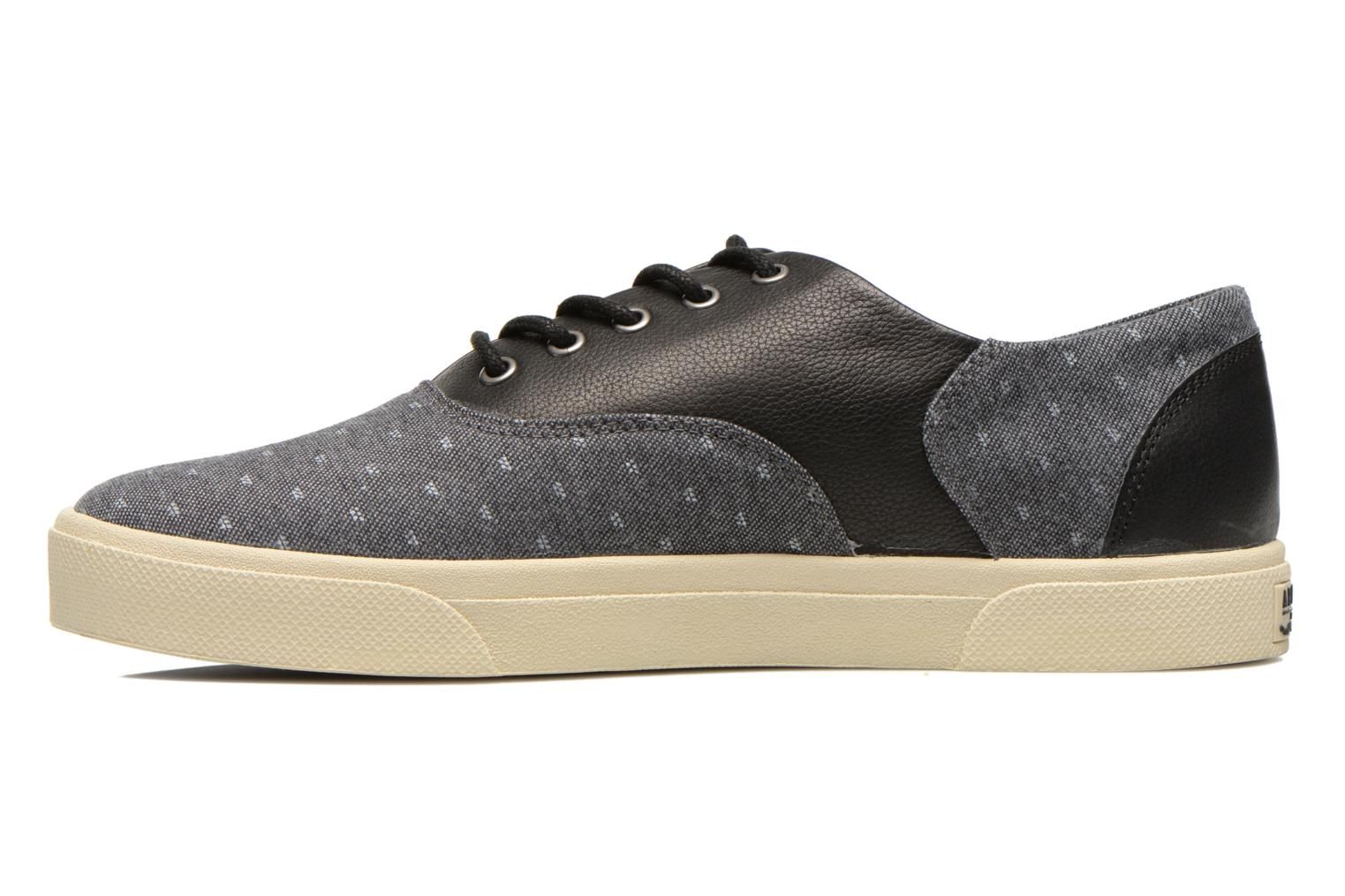 Hope Trainer Ash/Leather Grain Smoke/black