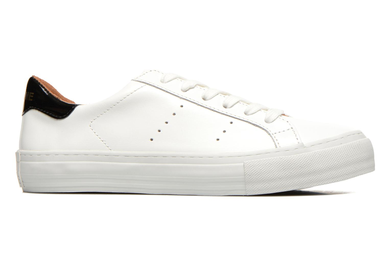 Baskets No Name Arcade Sneaker Altezza Leather Blanc vue derrière