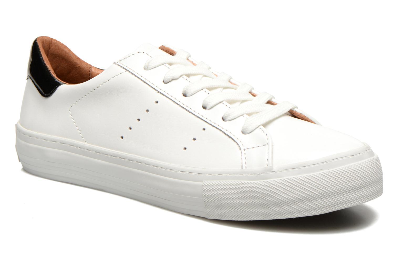 Baskets No Name Arcade Sneaker Altezza Leather Blanc vue détail/paire